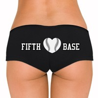 The Elusive Fifth Base Baseball Girlfriend: Dirty Laundry Underwear