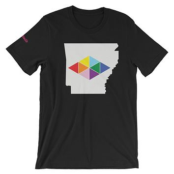 ARKANSAS DIAMONDS Short-Sleeve Unisex T-Shirt