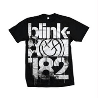 Blink 182 Three Bars T-Shirt - Black - XL
