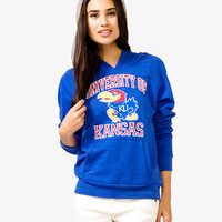 University of Kansas Jayhawk® Hoodie