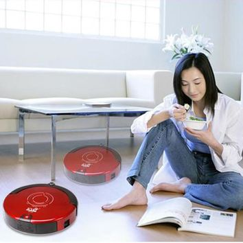 KV8 XR210C Multi-functional Intelligent Robot Vacuum Cleaner