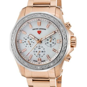 Swiss Legend Islander Ladies Watch 16201SM-RG-22-SB