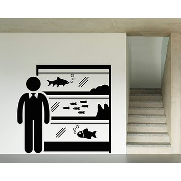 Vinyl Decal Wall Sticker Animals Related Jobs Occupations Careers (n892)