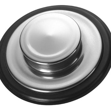 InSinkErator® STP-SS Garbage Disposal Sink Stopper, Stainless Steel