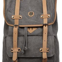 Canvas Travel Laptop School Backpack