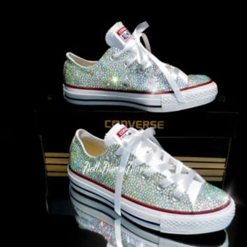 Shop Wedding Converse on Wanelo 6a105d789ca6