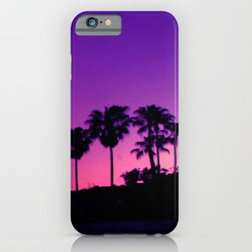 Sunset iPhone & iPod Case by Antonia Elena