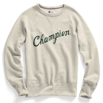 Champion Embroidered Sweatshirt