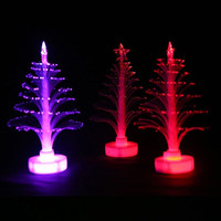 1piece Colorful LED Fiber Optic Nightlight Christmas Decoration Light Lamp Xmas Gift = 1945948420