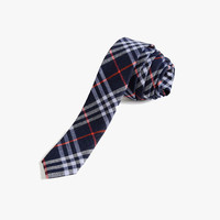 Appaman Tie in Navy Plaid - FINAL SALE