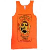 GIRLY Orange Monoxide Smokers Tank