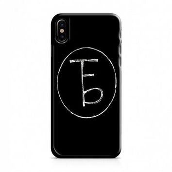 TFB The Front Bottoms iPhone X Case