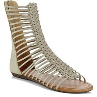 Terry Gladiator Gold Sandal