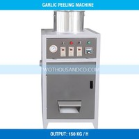 Garlic Peeling Machine - 150 Kg / H, 0.2 Kw, 70 Kg, TT-GP150(TT-F140)