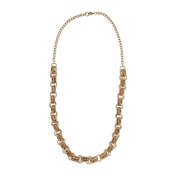 Annie Costello Brown - Long Heavy Chain Necklace