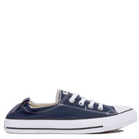 Converse Chuck Taylor Shoreline Slip On Navy Blue Low Top Sneakers