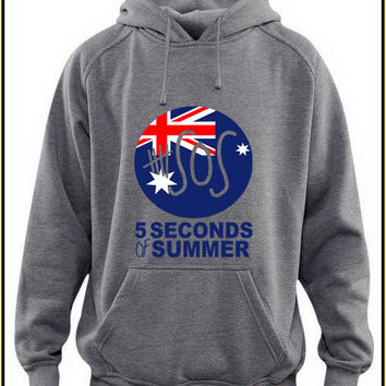 5 second of summer flug america custom crewneck hoodie for unisex