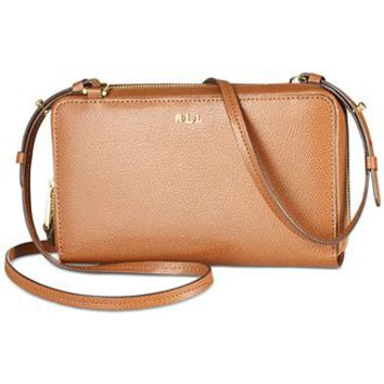 Lauren Ralph Lauren Whitby Multifunction Crossbody