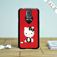 Hello Kitty Red Samsung Galaxy S5 Case