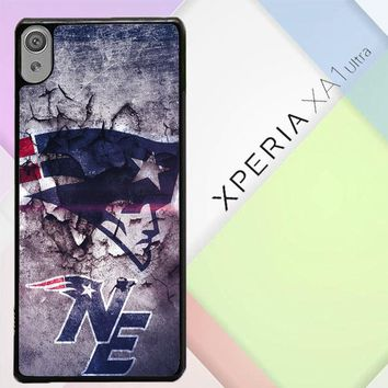 New England Patriots Nfl X4844 Sony Xperia XA1 Ultra Case