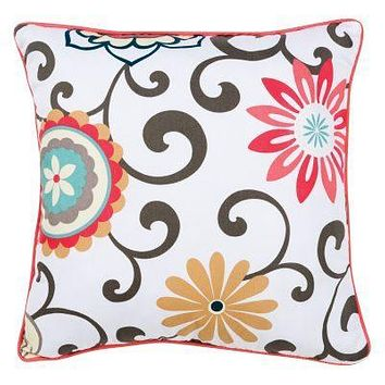 Waverly Pom Pom Play Decorative Pillow