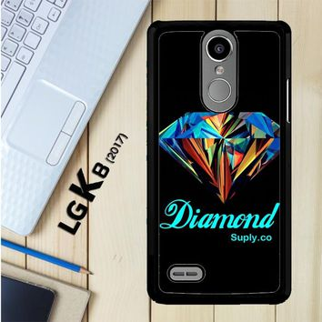Diamond Supply Co F0364 LG K8 2017 / LG Aristo / LG Risio 2 / LG Fortune / LG Phoenix 3 Case