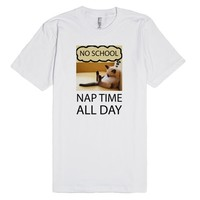No School, Nap Time All Day