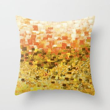 :: Sun Compote :: Throw Pillow by :: GaleStorm Artworks ::