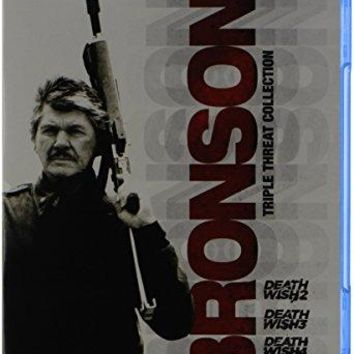 Vincent Gardenia & Charles Bronson - Bronson Triple Threat Collection