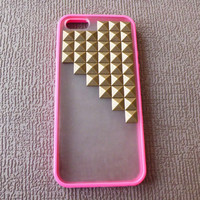 Studded IPhone 5 Case, Antique Bron.. on Luulla