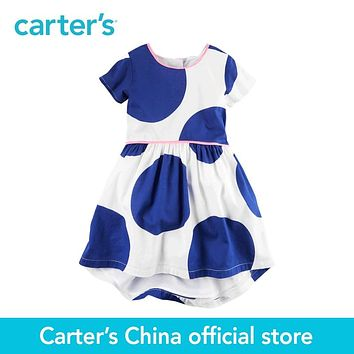Carter's 1pcs baby children kids Polka Dot Dress 251G277,sold by Carter's China official store