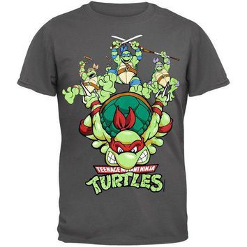 PEAPGQ9 Teenage Mutant Ninja Turtles - Blimp Soft T-Shirt