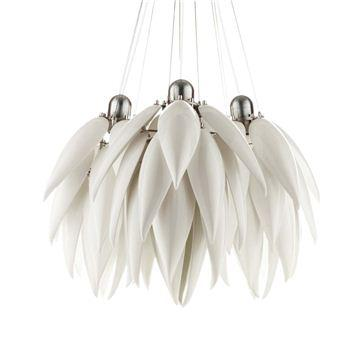 Jeremy cole aloe bud multi suspension from switch modern for Suspension multi lampes