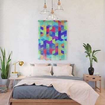 Pattern LXXIX Wall Hanging by tmarchev