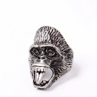 Ring - Gorilla - Jewelry - Women - Modekungen | Clothing, Shoes and Accessories