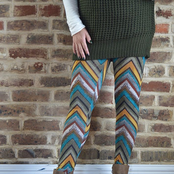 Jubilee Knit Leggings