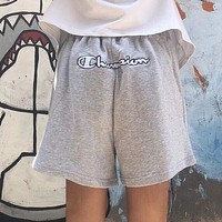 Champion Women Fashion Shorts Pants