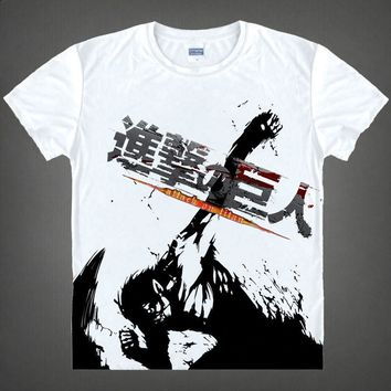Attack On Titan Short Sleeve T-Shirt V6