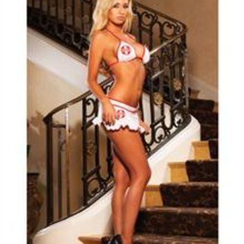Hustler Sexy Nurse Set 3 Pc