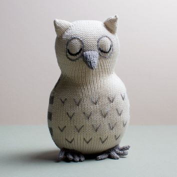 Owl Stuffed Toy