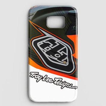 Troy Lee Designs Tld P51 Graphic Samsung Galaxy S7 Edge Case