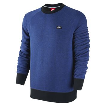 Nike AW77 French Terry Shoebox Crew Men's Sweatshirt