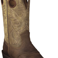 10002230 Men's Heritage Western Crepe Sole Ariat from Bootbay, Internet's Best Selection of Work, Outdoor, Western Boots and Shoes.