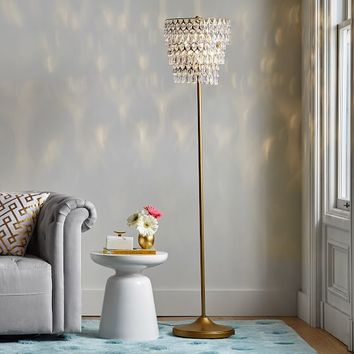 Teardrop Floor Lamp