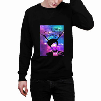 Fall Out Boy Quote 55199a38-fbc6-4b6d-a571-dadb624691fb - Sweater for Man and Woman, S / M / L / XL / 2XL *02*
