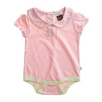 Babysoy Puff Sleeve Onesuit