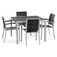 sardinia dining table set - a modern, contemporary dining table set from chiasso