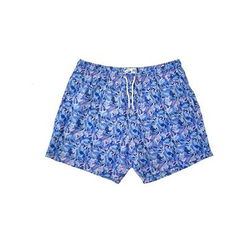Bermies Classics Tucan Trunks Blue