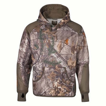 Hell's Canyon Performance Fleece Hoodie Realtree Xtra, Large