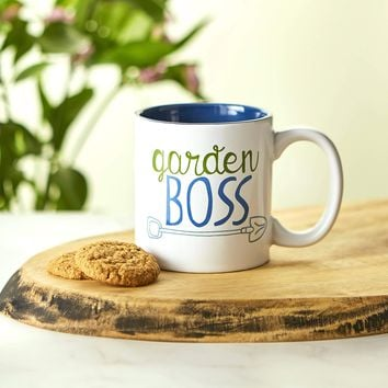 Garden Boss - Coffee Mug